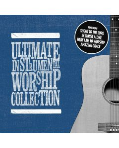 Ultimate Instrumental Worship Collection - 3 CD