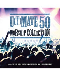 Ultimate 50 Worship Collection - 3 CD box