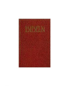 Bibel 1981 Vinröd