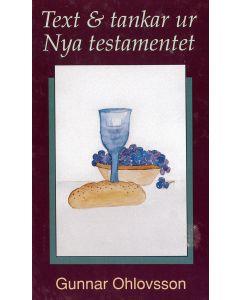 Text och tankar ur Nya Testamentet