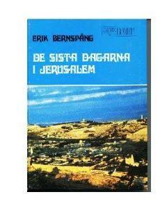 De sista dagarna i Jerusalem