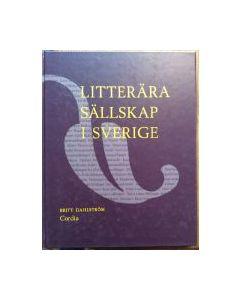 Litterära sällskap i Sverige