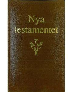 Bibel 1981 NT Brun och Vinröd