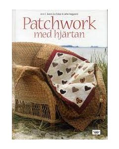Patchwork med hjärtan
