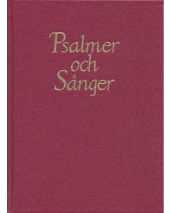 Psalmer & sånger klot