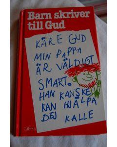 Barn skriver till Gud