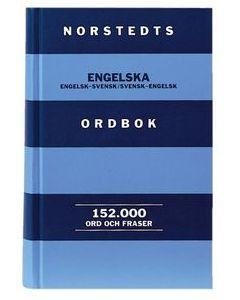 Norstedts engelska ordbok : engelsk-svensk, svensk-engelsk :152000 ord och fraser