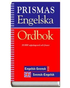 Prismas engelska ordbok : engelsk-svensk, svensk-engelsk, grammatik : 85000 uppslagsord och fraser
