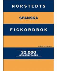 Norstedts spanska fickordbok : spansk-svensk, svensk-spansk : 32000 ord och fraser