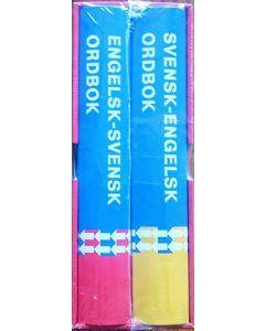 Engelska ordboken : engelsk-svensk/svensk-engelsk