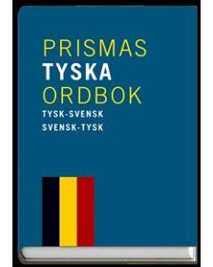 Prismas tyska ordbok : Tysk-svensk/svensk-tysk ca 90 000