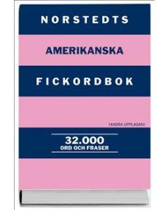 Norstedts amerikanska fickordbok : amerikansk-svensk/svensk-amerikansk