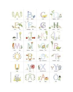 Majas ABC Affisch