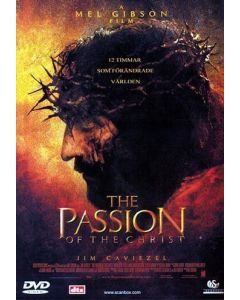 The passion of the Christ - Mel Gibson - DVD