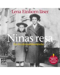 Ninas resa :  en överlevnadsberättelse - CD-bok