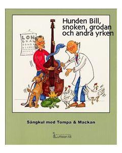 Hunden Bill, snoken… - CD