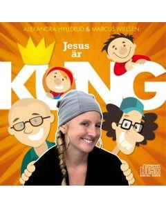 Alexandra Hyllerud & Marcus Nielsen - Jesus är kung - CD