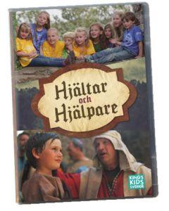 Hjältar och Hjälpare - DVD