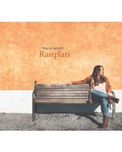 Maria Sandell - Rastplats - CD