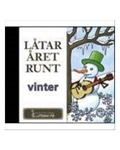 Låtar året runt - Vinter CD