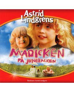 Madiken på Junibacken - CD