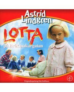 Lotta på Bråkmakargatan - CD