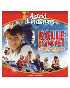 Kalle Blomkvist - Mästerdektetiven lever farligt - CD
