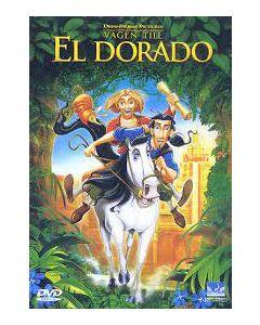 Vägen till Edorado - DVD