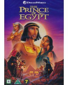 Prinsen av Egypten -  DVD