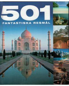 501 Fantastiska resmål
