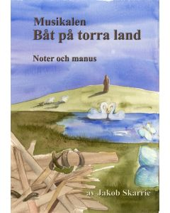 Båt på torra land - Not