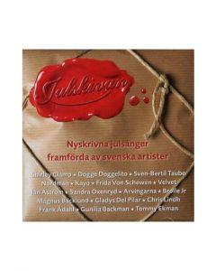 Nyskrivna julsånger - CD
