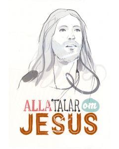 Alla talar om Jesus, Vykort (10 pack)