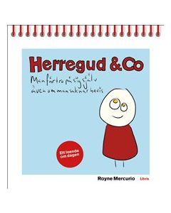 Herregud & Co bordskalender I