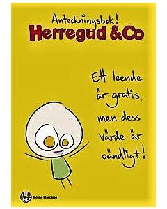 Anteckningsbok herregud&Co