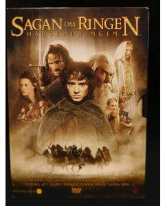 Sagan om ringen - Härskarringen - DVD