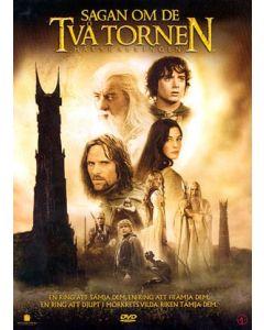 Sagan om de två tornen - Härskaringen - DVD