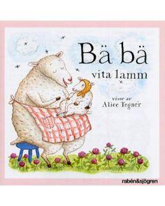 Bä Bä vita lamm - CD