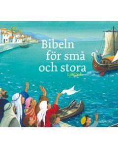 Bibeln för små och stora - Ljudbok