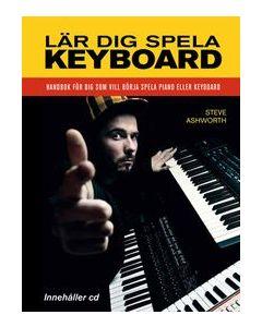 Lär dig spela keyboard : handbok för dig som vill börja spela keyboard