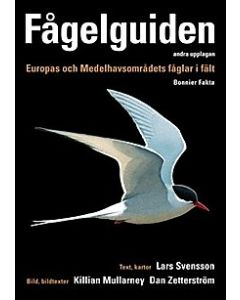 Fågelguiden : europas och medelhavsområdets fåglar i fält