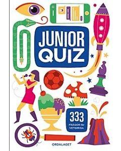 Juniorquiz : 333 frågor för vetgiriga