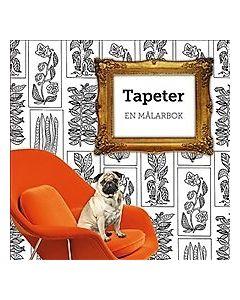 Tapeter : en målarbok