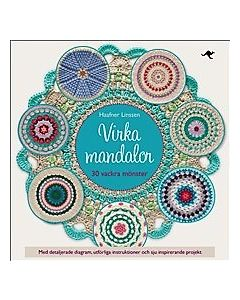 Virka mandalor : 30 vackra mönster