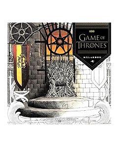 Game of Thrones : målarbok
