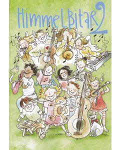 Himmelbitar 2 : 30 sånger för små och lite större barn