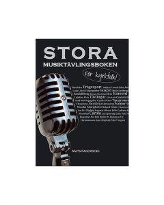 Stora Musiktävlingsboken för kyrkfolk