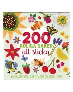 200 roliga saker att sticka