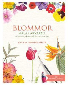 Blommor : Måla i akvarell