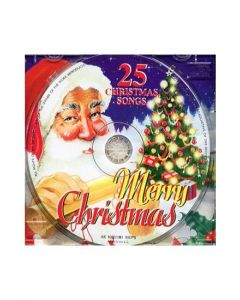 25 christmas songs - CD
